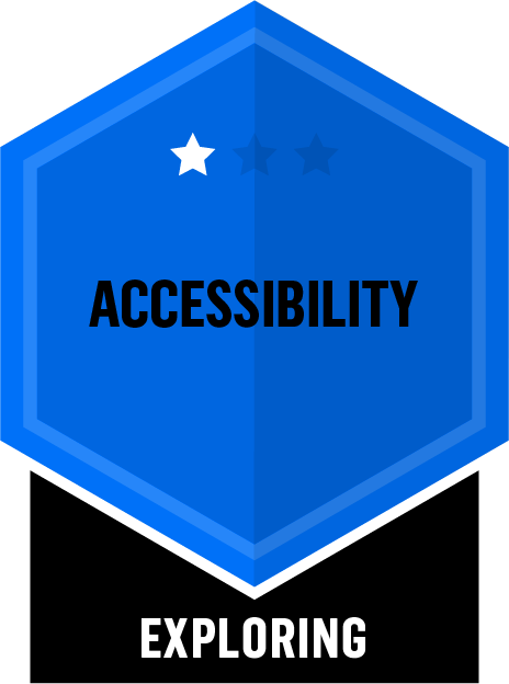 Accessibility - Exploring