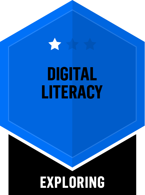 Digital Literacy - Exploring