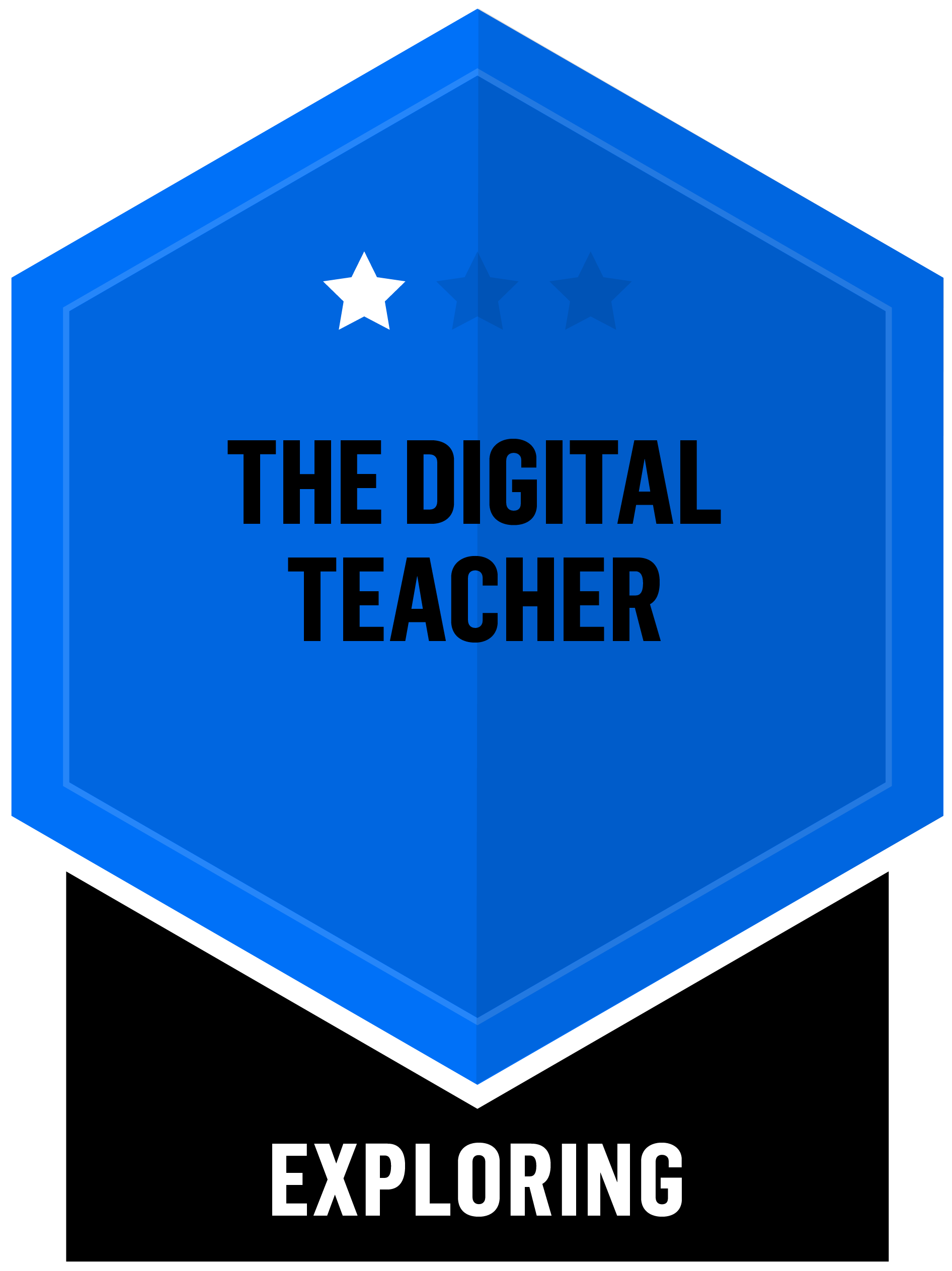 The Digital Teacher - Exploring - 1 Star