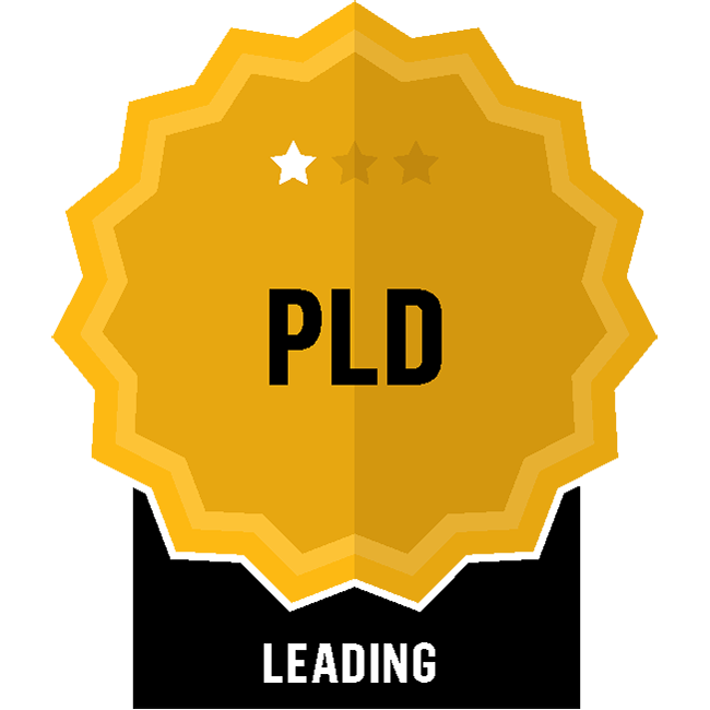 Badge for Professional Learning & Development - PLD - Leading