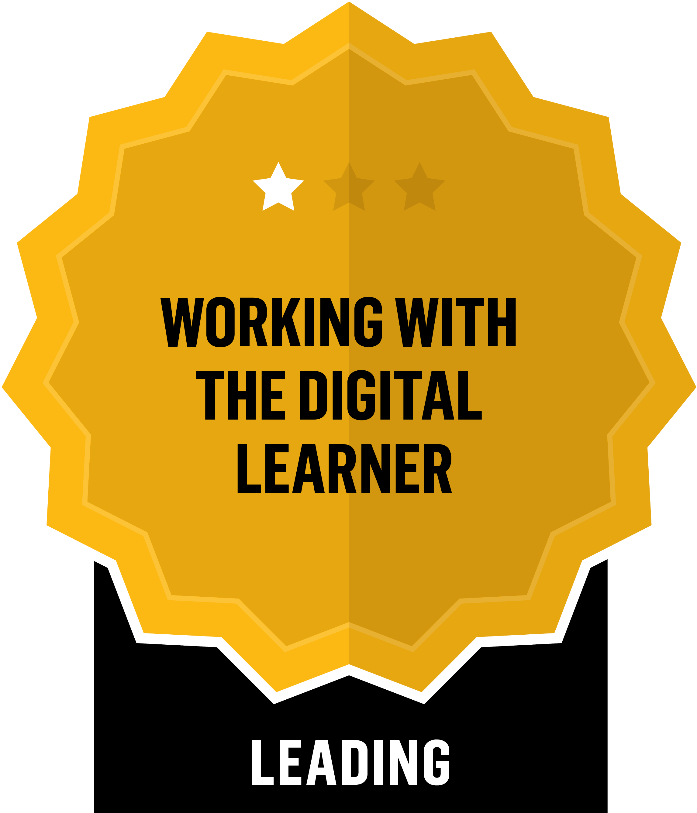 Working with the Digital Learner - Leading