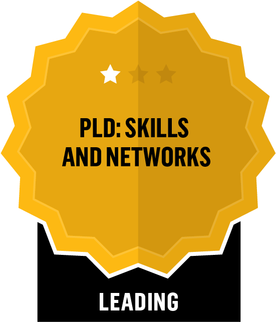 PLD: Skills and Networks