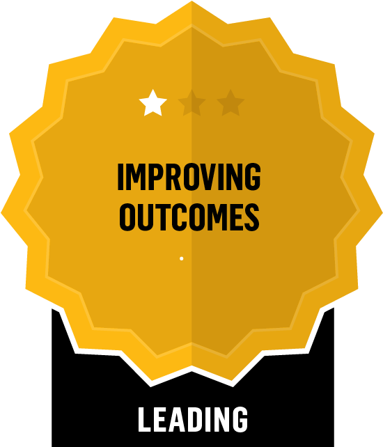 Improving outcomes